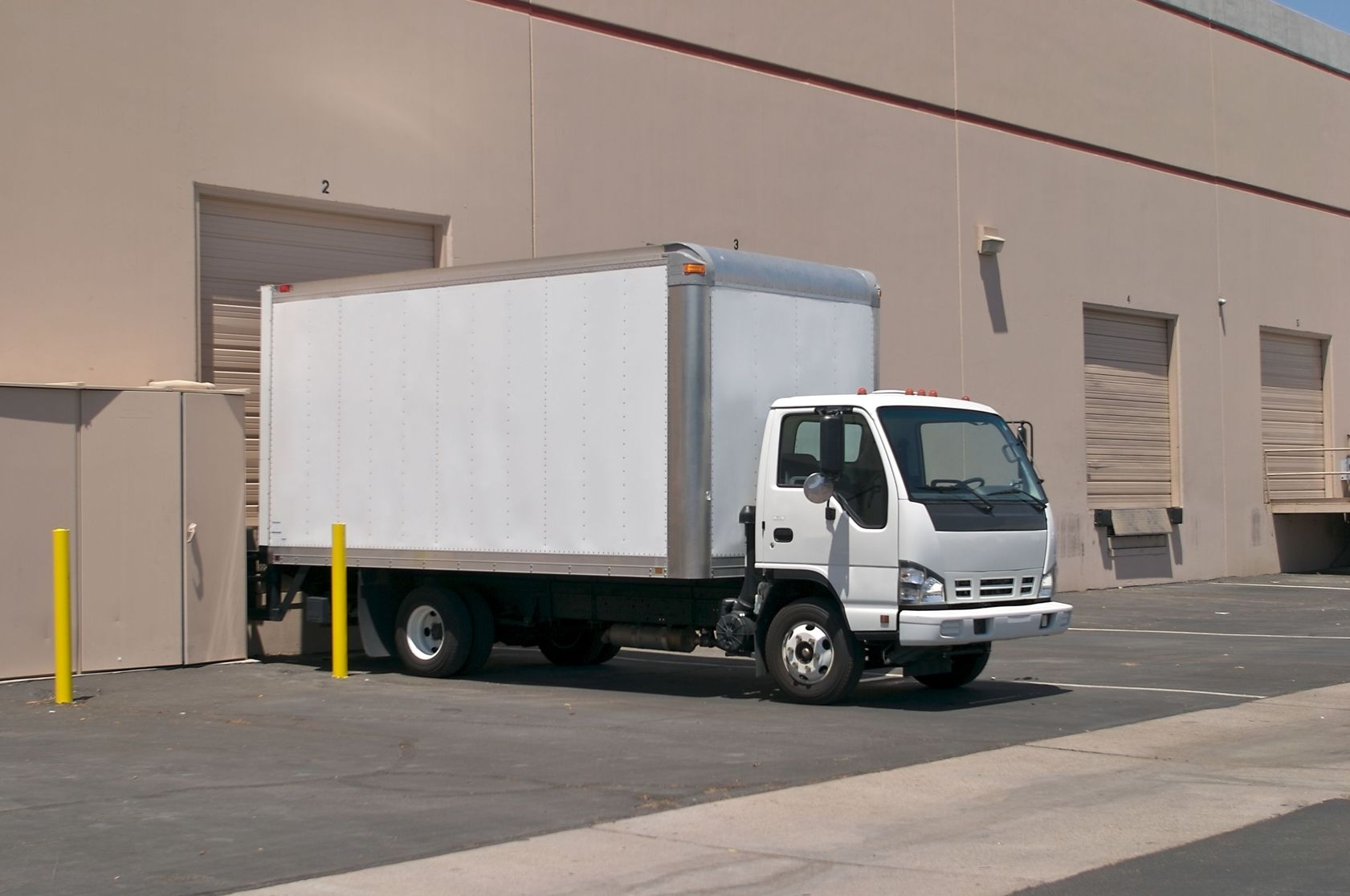 Springfield, Albany, OR. Box Truck Insurance